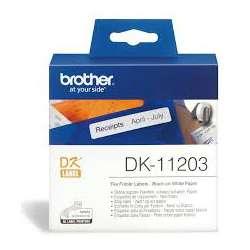 LABELS FOR FOLDERS DK11203