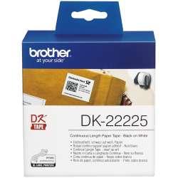 FITA DE PAPEL CONTÍNUO BROTHER 38mm DK22225