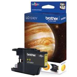 YELLOW CARTRIDGE BROTHER LC-1240Y