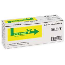 TONER YELLOW KYOCERA FOR P7040CDN TK-5160Y