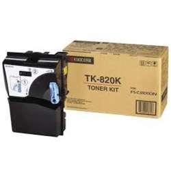 TONER BLACK KYOCERA FOR FS-C8100DN