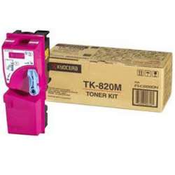 TONER MAGENTA KYOCERA FOR FS-C8100DN
