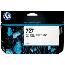 HP B3P23A TINTEIRO Nº727 PHOTO BLACK 130ML