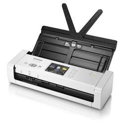 COMPACT SCANNER BROTHER ADS1700W FRONT AND BACK DUPLEX AUTO C / WIFI