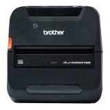 """Impressora De Etiquetas E Talões 4"""" Brother Rj-4250wb"""