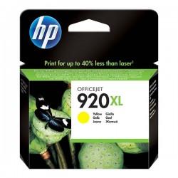 HP CD974A TINTEIRO OFFICEJET 920XL AMARELO