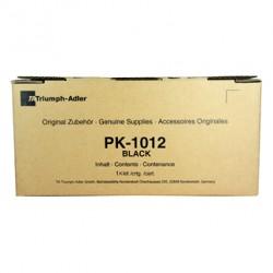 BLACK TONER TRIUMPH ADLER PK1012