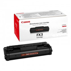 BLACK TONER FOR CANON FX-3