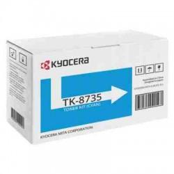 TONER CIANO KYOCERA TK-8735C