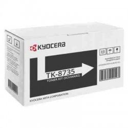 TONER PRETO KYOCERA TK-8735K