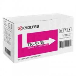 TONER MAGENTA KYOCERA TK-8735M