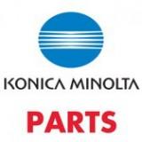 Konica Minolta Parts Roller Assy
