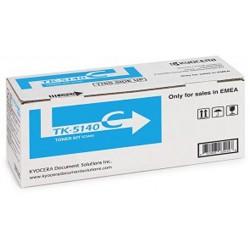 TONER CYAN KYOCERA FOR P6130/ M6030/ M6530 TK-5140C