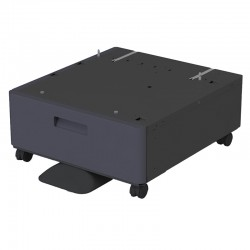 METAL TABLE WITH KYOCERA CB-7210M CABINET
