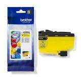 Tinteiro Amarelo Alta Capacidade Brother Lc-426xly