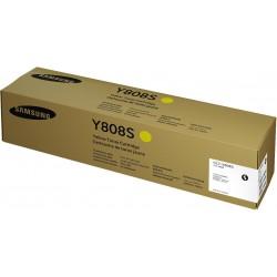 Samsung Yellow Toner Cartridge CLT-Y808S