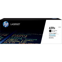 HP LaserJet Original Toner 659X High Yield Black
