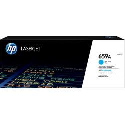 HP LaserJet Original Toner 659A Cyan