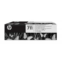 HP 711 DesignJet-skrivhuvud, utbytespaket inkjet print head