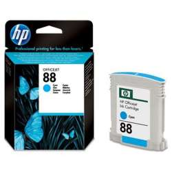 HP 88 CYAN CARTRIDGE (10ml)