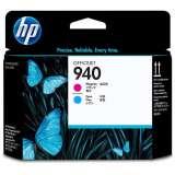 Cabeça de impressão HP 940 Original Cyan e Magenta