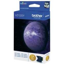 YELLOW BROTHER LC-1220BK CARTRIDGE