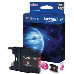 TINTEIRO MAGENTA XL BROTHER LC-1280XLM