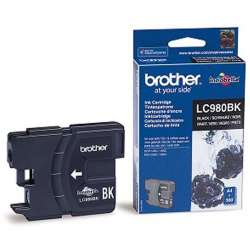 BLACK CARTRIDGE BROTHER DCP145C LC-980BK