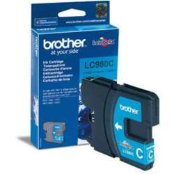 BLUE CARTRIDGE BROTHER DCP145 LC-980C