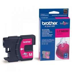 MAGENTA BROTHER DCP145 LC-980M CARTRIDGE