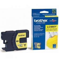YELLOW CARTRIDGE BROTHER DCP145 LC-980Y
