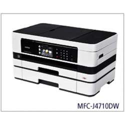 MULTIFUNCTION JET INK BROTHER MFC-J4710DW