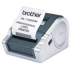 IMPRESSORA DE ETIQUETAS BROTHER QL-1060N C\CORTE