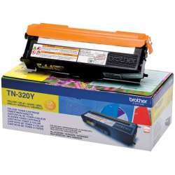 TONER YELLOW BROTHER FOR HL-4150 / 4570 TN-320Y