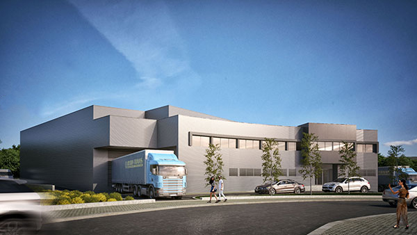 Future Installations of our Headquarters / Warehouse of Assisminho - copy and print solutions